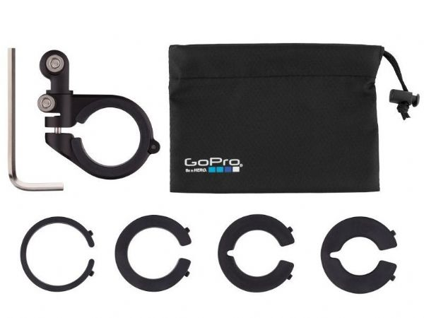 GoPro Professional Handlebar, Seatpost and Pole Mount